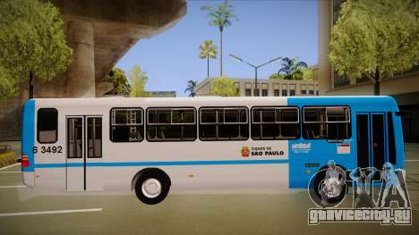 Masarello Gran Via для GTA San Andreas вид сзади слева