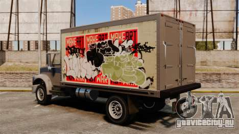Новые граффити для Yankee для GTA 4 вид сзади
