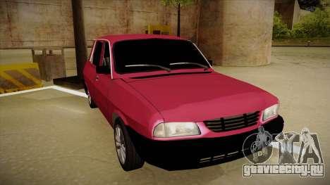 Dacia 1310 Berlina Tuning для GTA San Andreas вид слева