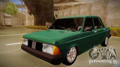 Fiat 128 Super Europa для GTA San Andreas