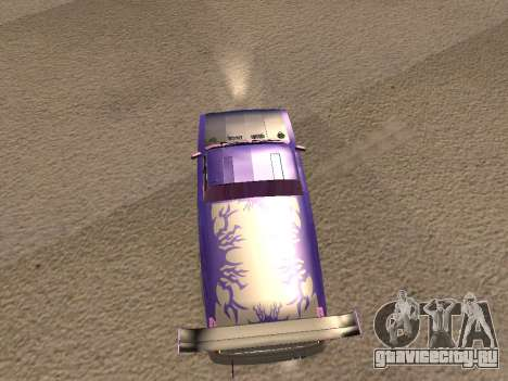 Ваз 2102 Fun DRFT для GTA San Andreas вид справа