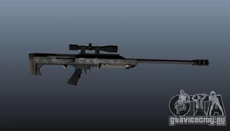 Снайперская винтовка Barrett M99 для GTA 4 третий скриншот