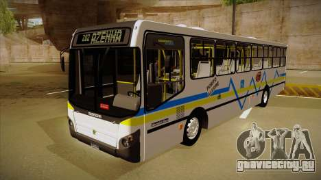 Busscar Urbanuss Ecoss MB OF 1722 M Porto Alegre для GTA San Andreas