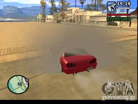 GTA V to SA: Burnout RRMS Edition для GTA San Andreas девятый скриншот