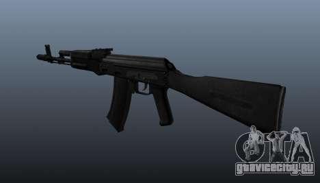 Автомат AK-74M для GTA 4 второй скриншот