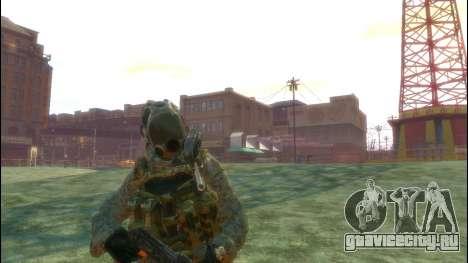 Русский солдат v 3.0 для GTA 4 третий скриншот