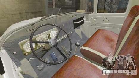 ЗиЛ-130 КО-829 для GTA 4 вид сбоку