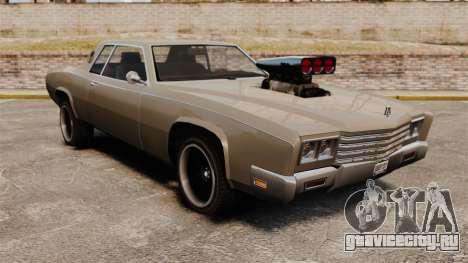 Обновлённый Buccaneer v2 для GTA 4