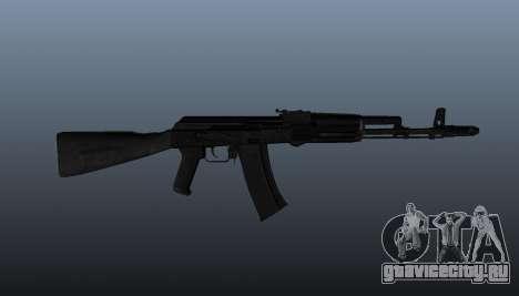 Автомат AK-74M для GTA 4 третий скриншот