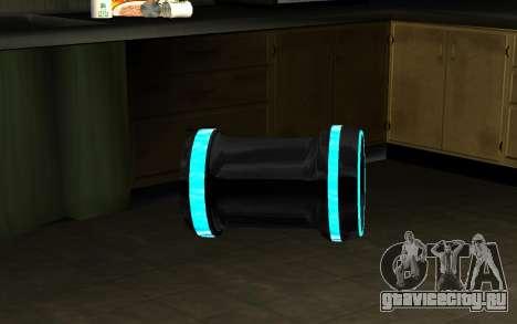 Blaster для GTA San Andreas третий скриншот
