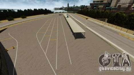 Локация Sportland Yamanashi для GTA 4 второй скриншот