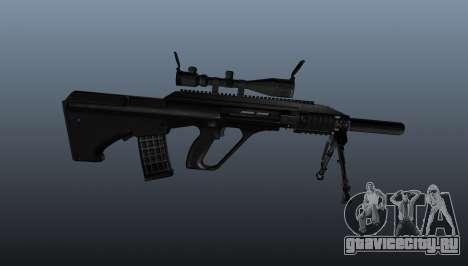 Автоматическая винтовка Steyr AUG3 для GTA 4 третий скриншот