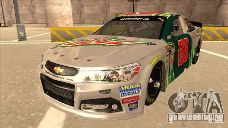 Chevrolet SS NASCAR No. 88 Diet Mountain Dew для GTA San Andreas