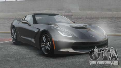 Chevrolet Corvette C7 Stingray 2014 для GTA 4