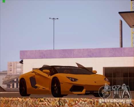 SA Graphics HD v 2.0 для GTA San Andreas