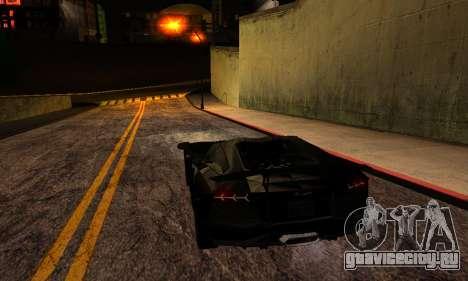 ENBSeries By Avatar для GTA San Andreas