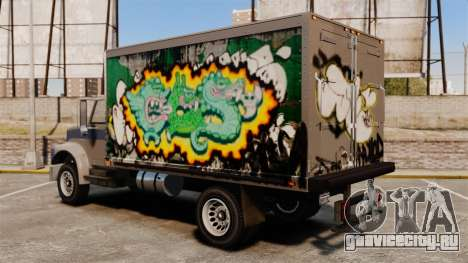 Новые граффити для Yankee для GTA 4