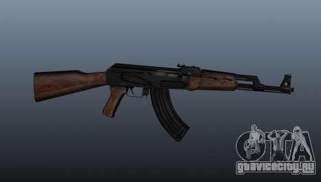 Автомат АК-47 v3 для GTA 4 третий скриншот