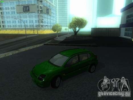 Opel Signum Kombi 1.9 CDi для GTA San Andreas вид слева