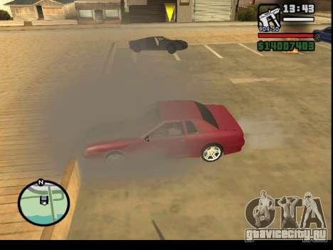 GTA V to SA: Burnout RRMS Edition для GTA San Andreas пятый скриншот
