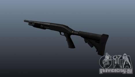 Помповое ружьё M590A1 для GTA 4 второй скриншот