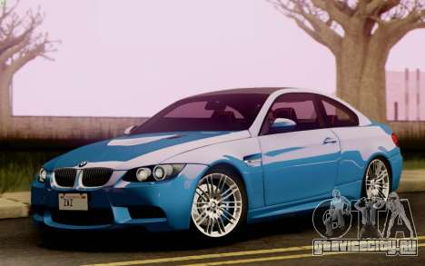 Сompelling ENBSeries v2.0 для GTA San Andreas шестой скриншот