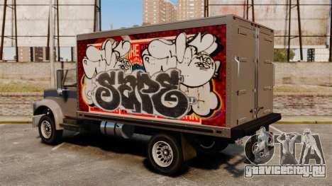 Новые граффити для Yankee для GTA 4 вид справа