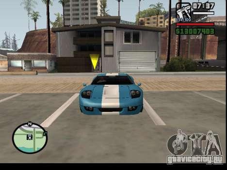Угон Машин для GTA San Andreas третий скриншот