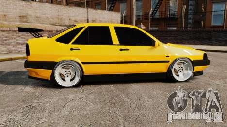Fiat Tempra TR KeremAkca Edit для GTA 4 вид слева