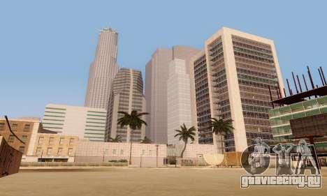 ENBSeries for low and medium PC для GTA San Andreas седьмой скриншот