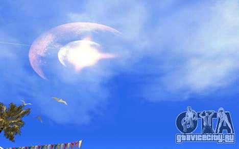 GTA V to SA: Timecyc v1.0 для GTA San Andreas второй скриншот