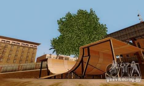 ENBSeries for low and medium PC для GTA San Andreas восьмой скриншот