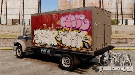 Новые граффити для Yankee для GTA 4 вид слева