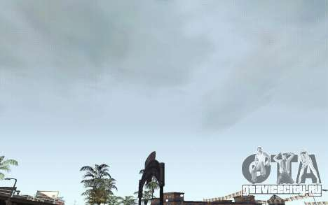 GTA V to SA: Timecyc v1.0 для GTA San Andreas шестой скриншот