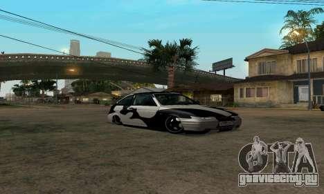 Лада 112 для GTA San Andreas вид справа