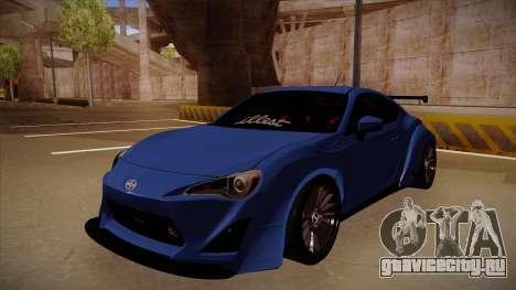 Scion FR-S Rocket Bunny для GTA San Andreas