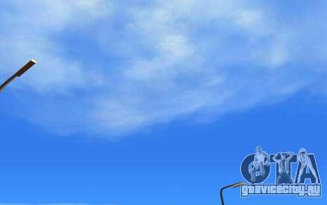 GTA V to SA: Timecyc v1.0 для GTA San Andreas двенадцатый скриншот