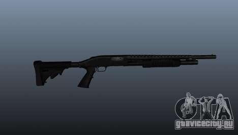 Помповое ружьё M590A1 для GTA 4 третий скриншот