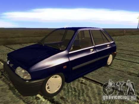 Kia Pride Hatchback для GTA San Andreas