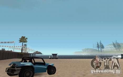 GTA V to SA: Timecyc v1.0 для GTA San Andreas девятый скриншот