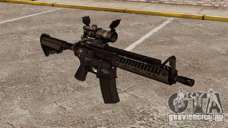 Автоматический карабин М4 VLTOR v2 для GTA 4