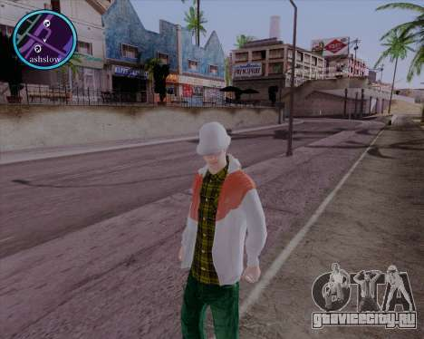 Maccer HD для GTA San Andreas второй скриншот