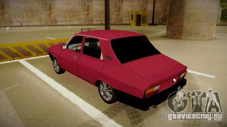 Dacia 1310 Berlina Tuning для GTA San Andreas вид сзади