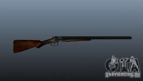 Двуствольное ружьё для GTA 4 третий скриншот