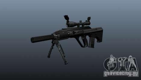 Автоматическая винтовка Steyr AUG3 для GTA 4