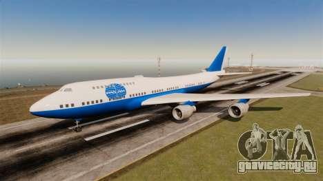 Авиакомпания Pan Am для GTA 4 шестой скриншот