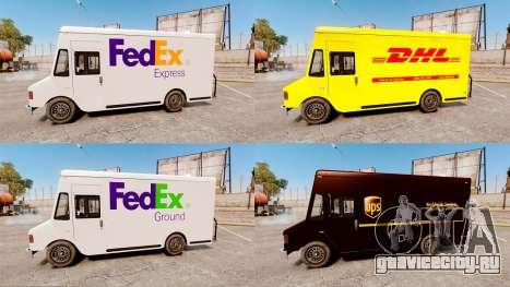 Службы New York City для GTA 4 третий скриншот