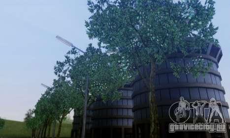 Новая растительность 2013 для GTA San Andreas четвёртый скриншот