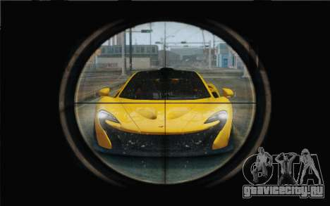 M1 Garand для GTA San Andreas третий скриншот