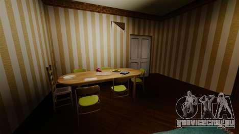 Новые текстуры в квартире Alderney для GTA 4 третий скриншот